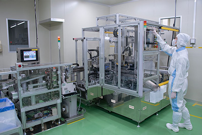 Automatic wrapping system01