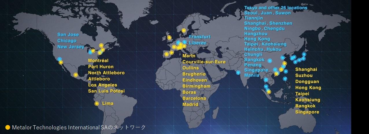 グループネットワークのイメージ