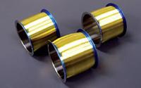 ボンディングワイヤの製品イメージ