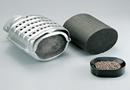 自動車・石油化学系使用済み触媒リサイクルの製品イメージ