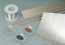 貴金属素材の製品イメージ