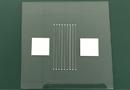 印刷配線用低温焼成ナノ銀ペースト