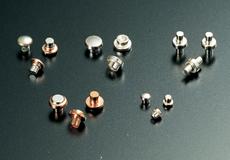 リベット接点の製品イメージ