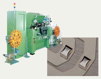 高速溶接機のイメージ