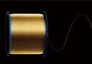 ボンディングワイヤのイメージ