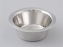 機械研磨後のビード皿のイメージ