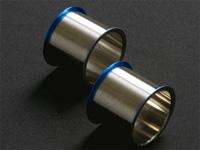 銀ボンディングワイヤのイメージ