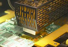製造装置へのめっき加工の解決事例イメージ
