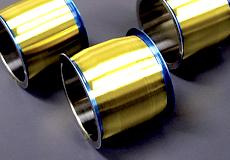 ボンディングワイヤの製品ソリューションイメージ