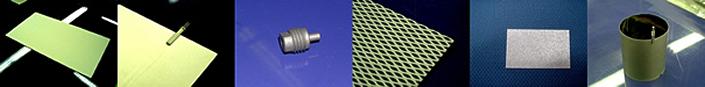 不溶性電極のイメージ