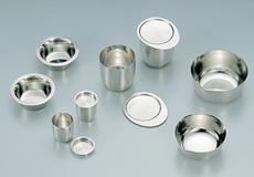理化学用実験器具の貴金属材料のイメージ