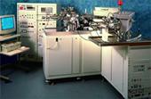 グロー放電質量分析装置分析